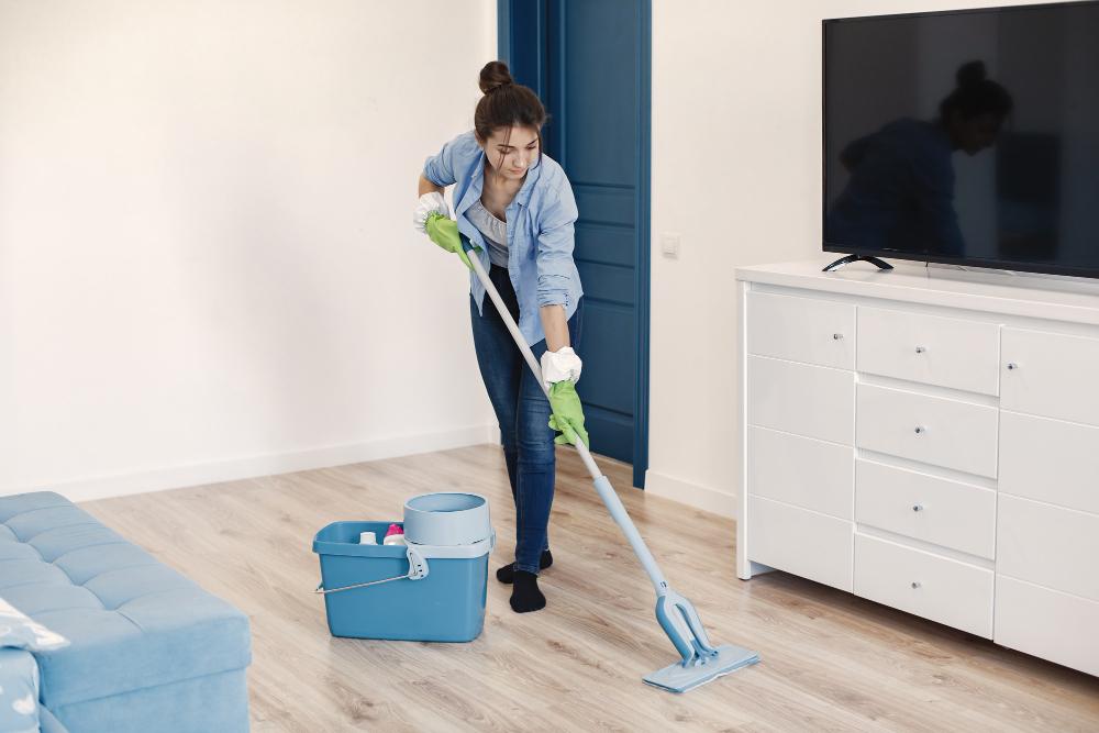 Čišćenje stanova i apartmana