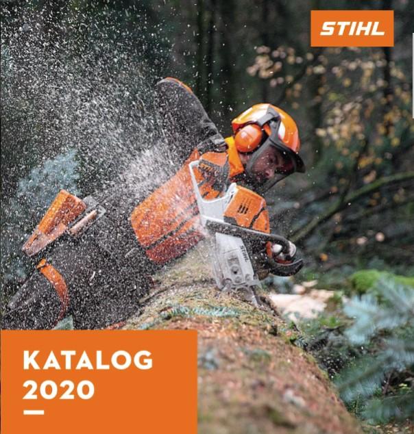 Katalog STIHL 2020.