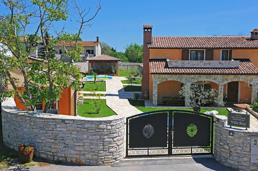 Villa in Istria - Villa Roy