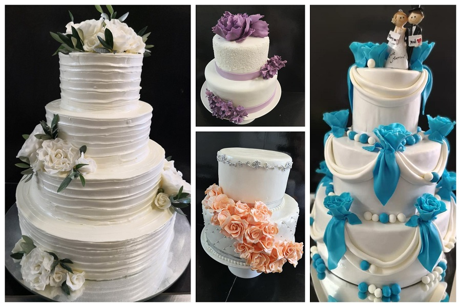 Vjenčane torte, Concettino
