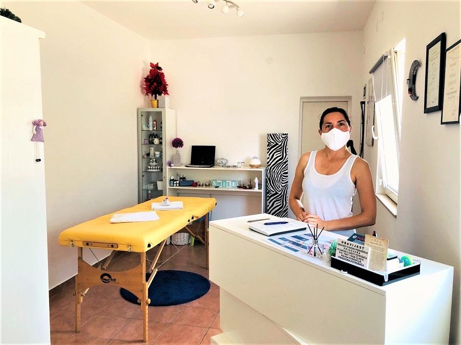 Wan aromaterapije i masaže, Pula