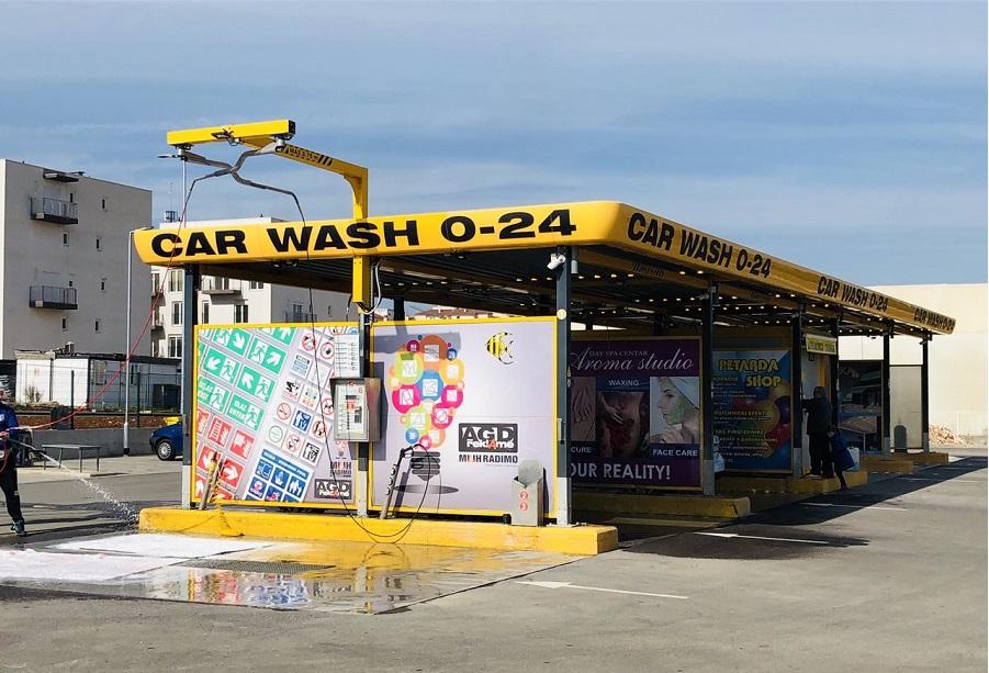 Autopraonica Pula Car wash