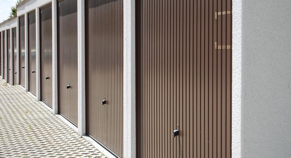 Garažna vrata Labin Luna M
