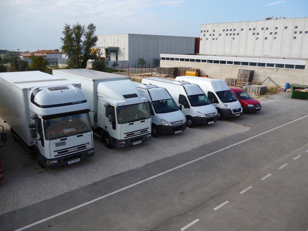 Međunarodni prijevoz Novigrad Transporti Stankić