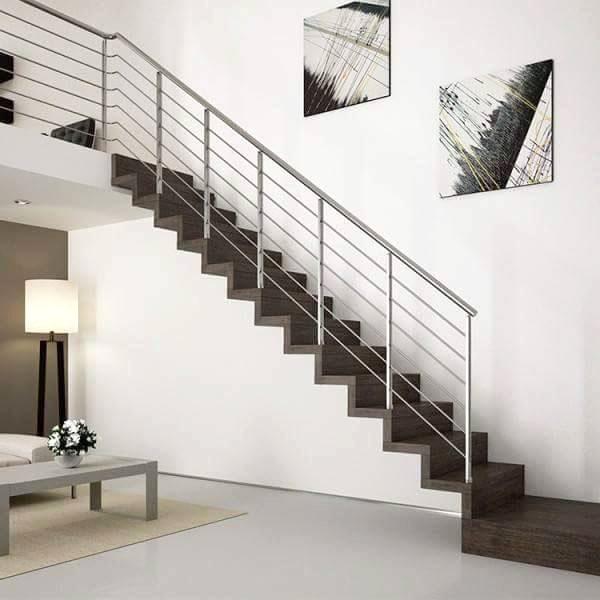 Ograde za stepenice Pula bravarija Banovic Dizajn