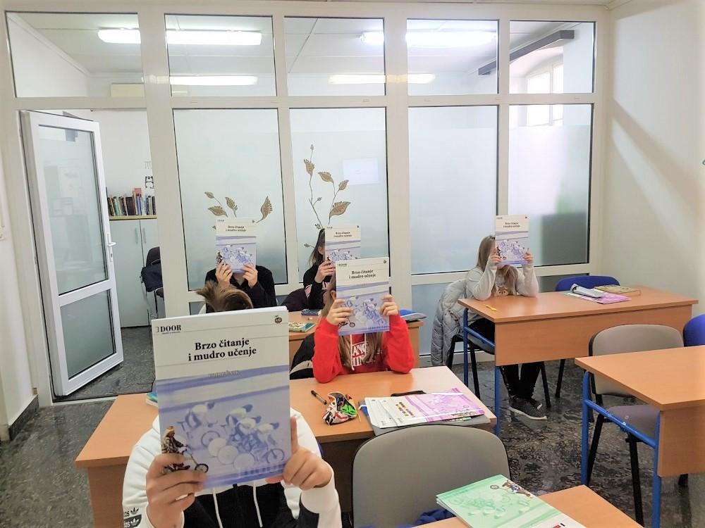 Škola brzog čitanja i mudrog učenja Pula