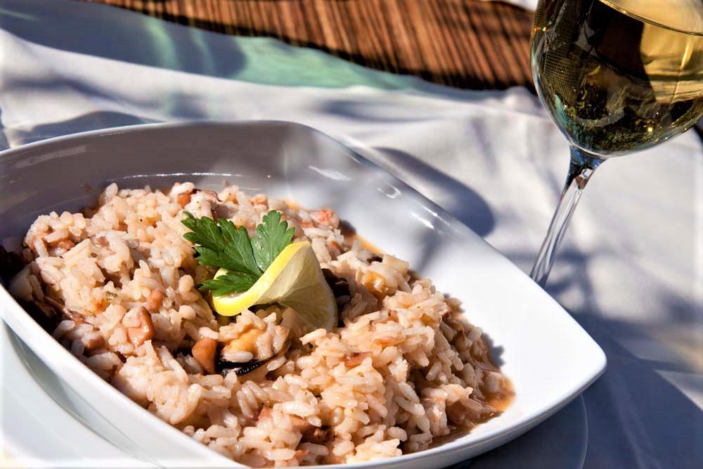 Istrianische Küche, Umag