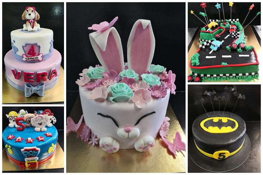 Rođendanske torte za djecu, Concettino