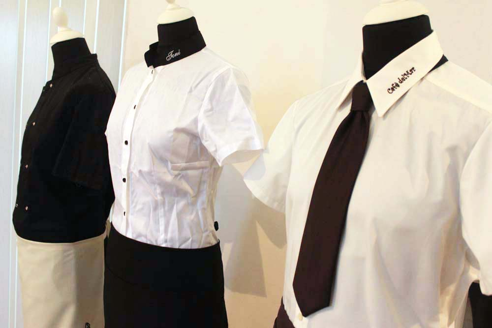 Ugostiteljska odjeća, Pula, Textor