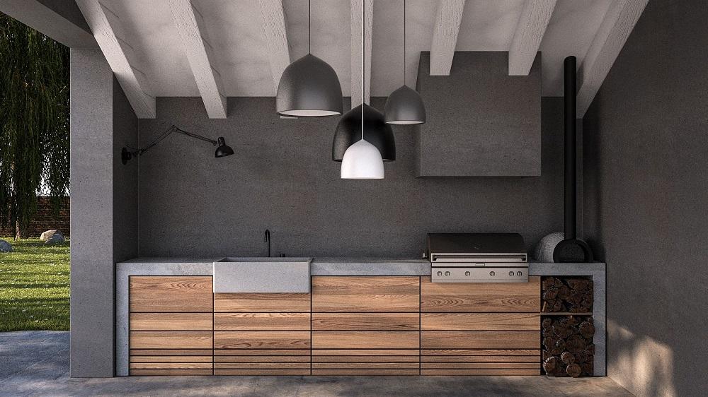 Vanjske kuhinje, Studio Produkt