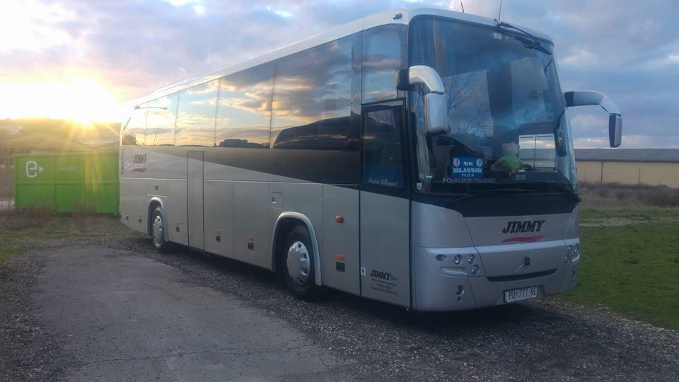 Prijevoz putnika - Jimmy Tours
