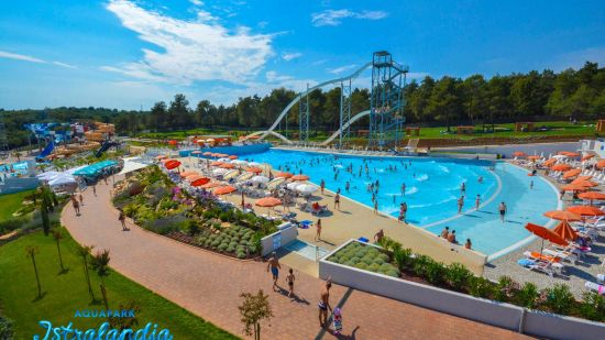 Water park Croatia