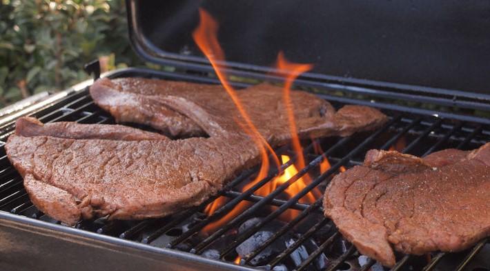 Jela s roštilja na drveni ugljen Pula