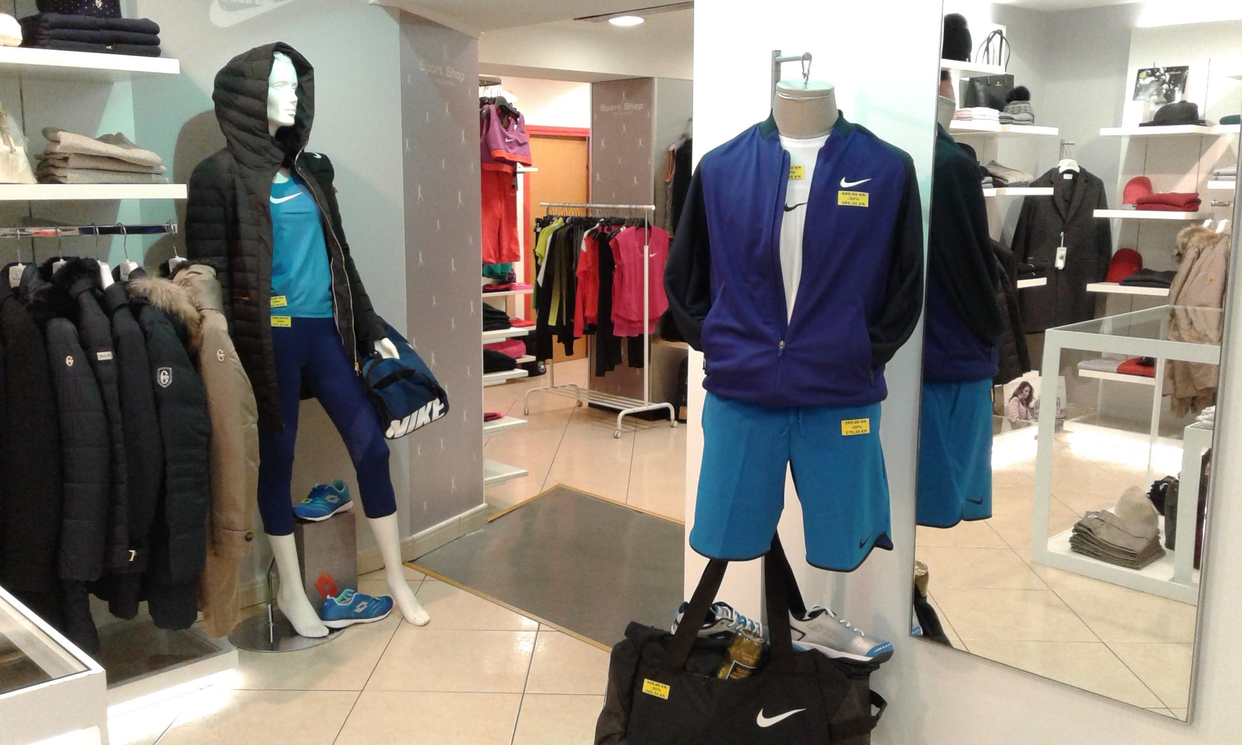 Sportska odjeća Umag