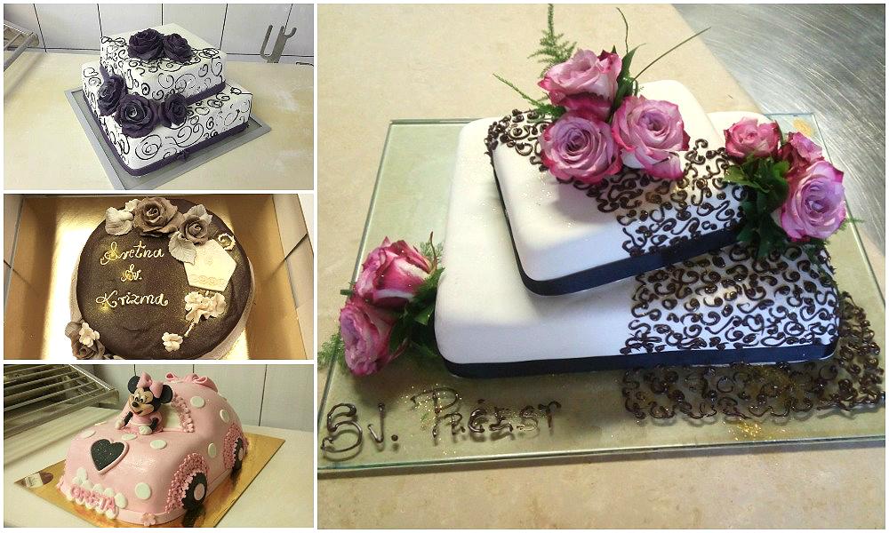 Domaće torte i kolači za vjenčanja, rođendane Pazin, IStra