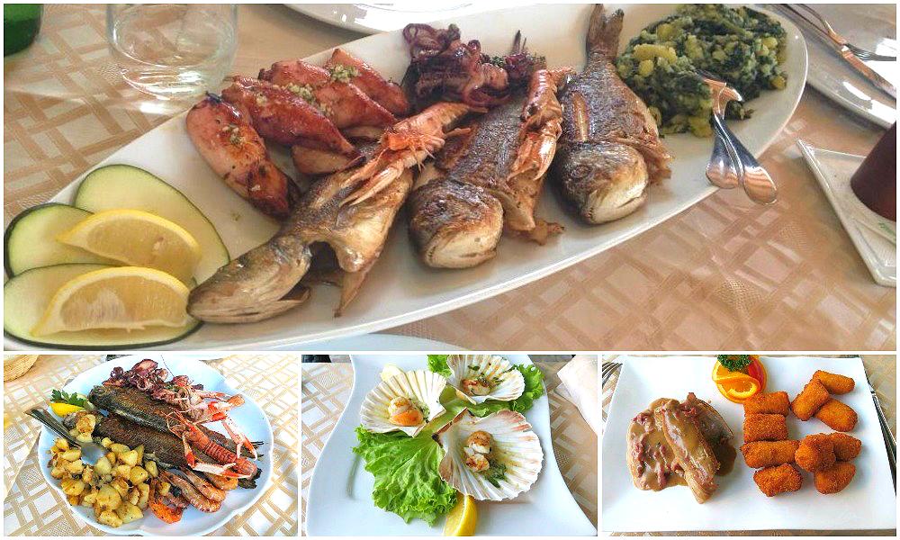 Fish restaurant - Ancora Umag