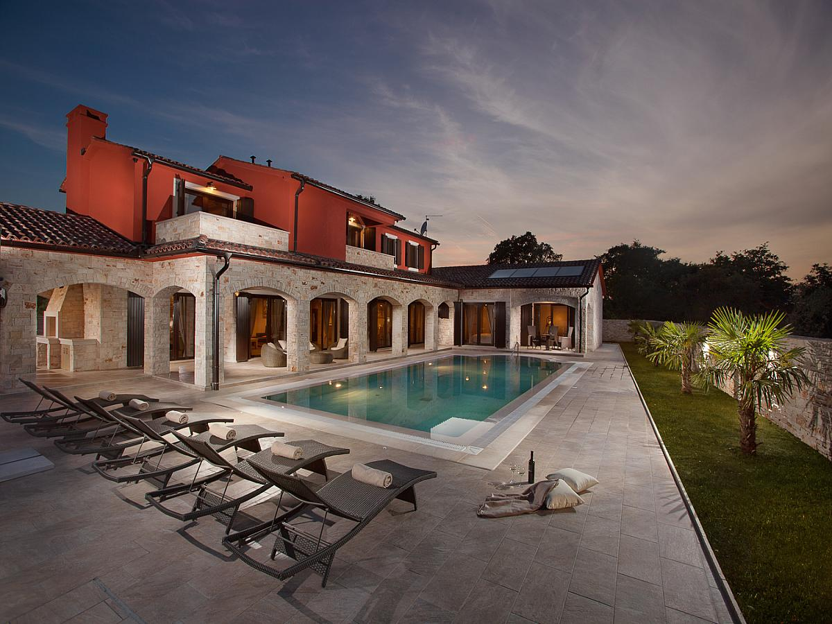 Gradnja objekata, vila, kuća Labin, Istra