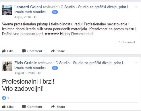 LC STUDIO - recenzije, ocjene, iskustva koristnika
