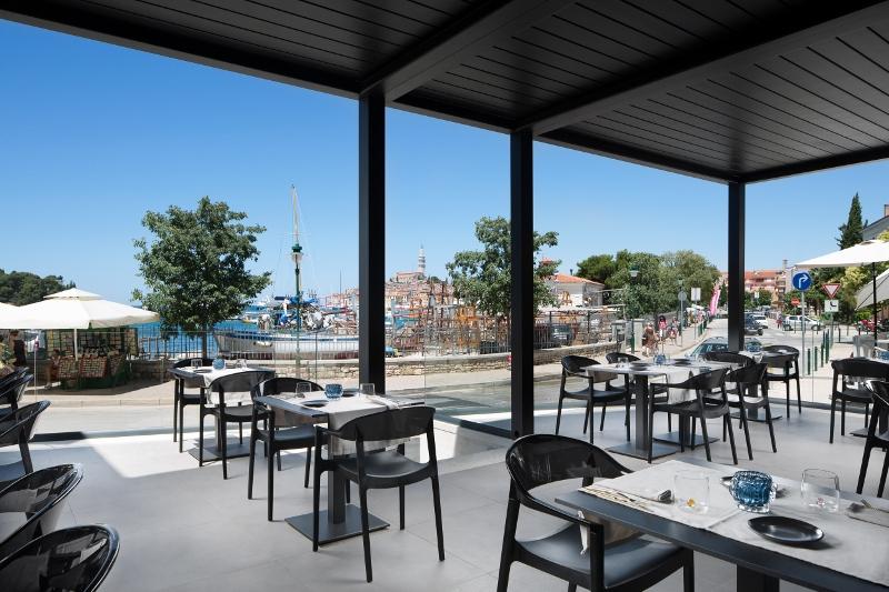 New restaurant in Rovinj 2017
