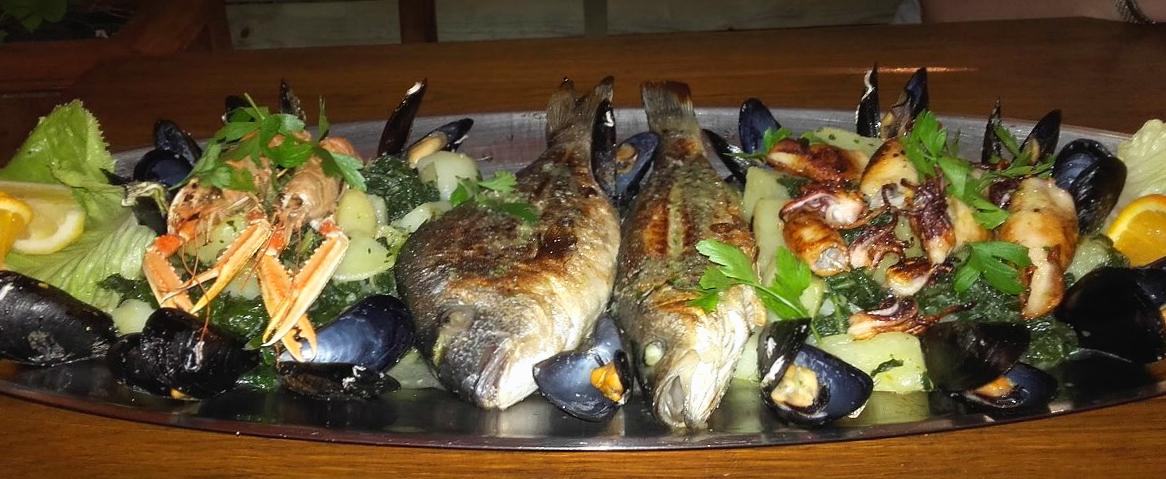 Fish resturarant Medulin
