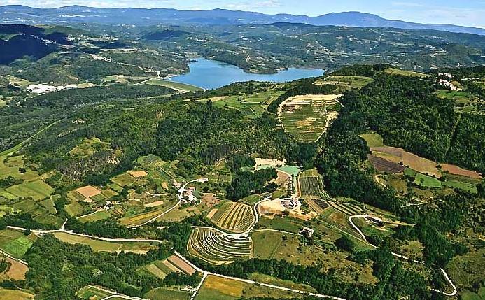 Seoski turizam - Agroturizam Istra, Motovun