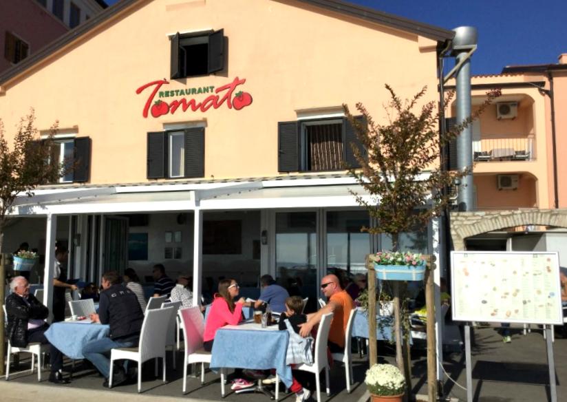 Restoran Novigrad Tomato