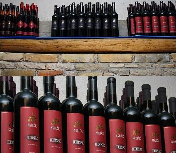 Krulčić domaća vina i rakije