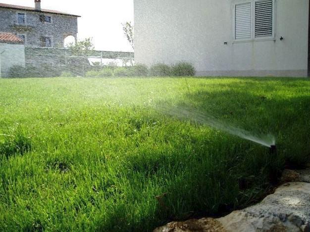 Navodnjavanje zelenih površina
