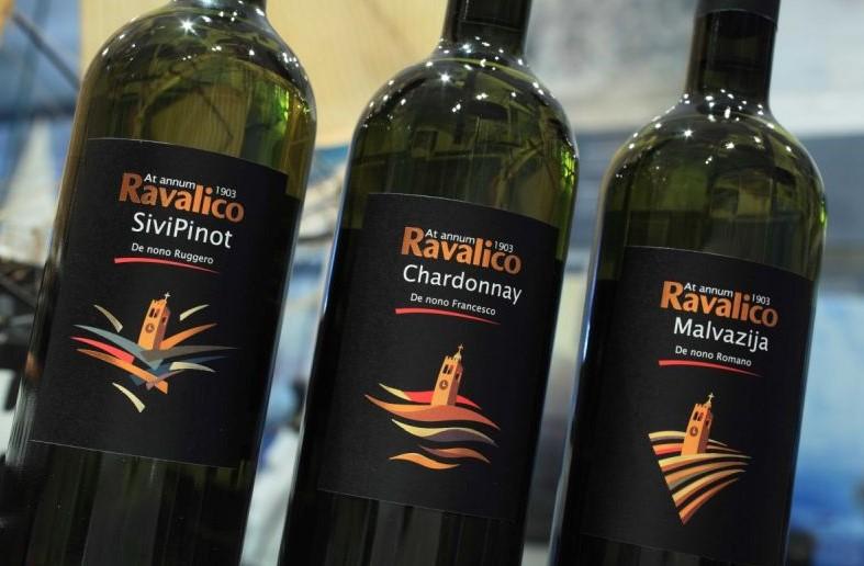 Domaća vina i rakije - Ravalico Istra