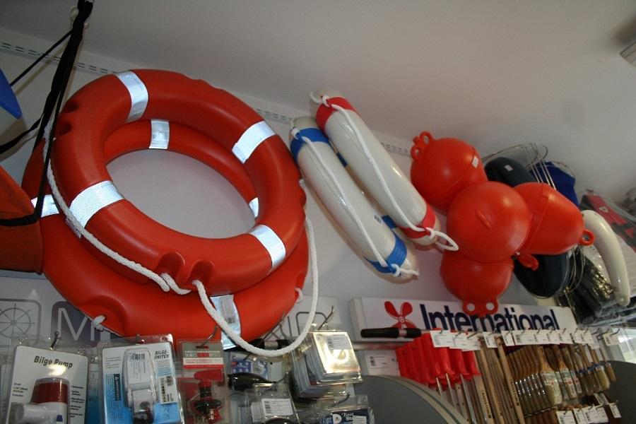 Adriana Nautica, sigursnosna plovidba