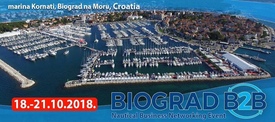 Biograd Boat Show, B2B