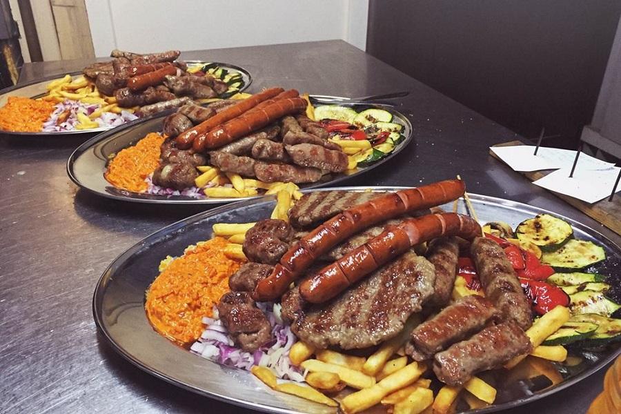Bistro mala maslina, Rovinj, mesni specijaliteti, meso s roštilja