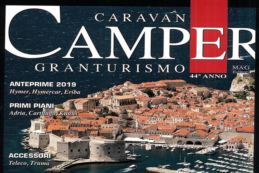 Caravan e Camper, časopis, Hrvatska, turizam