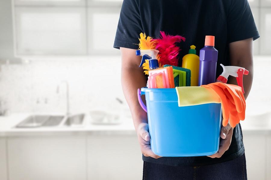 DML TIM, čišćenje vila i apartmana