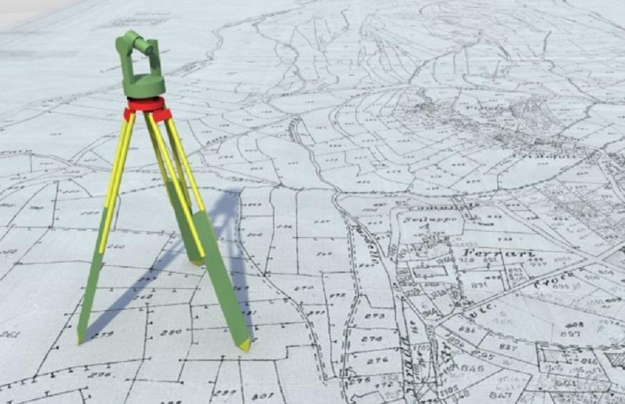 GeoKliman, Poreč, geodetski radovi