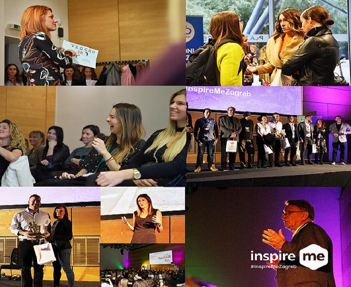 Inspire Me konferencija, Zagreb, networking
