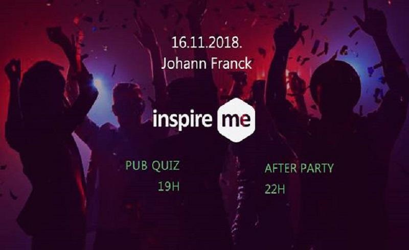 Inspire Me konferencija, Zagreb, 2018.