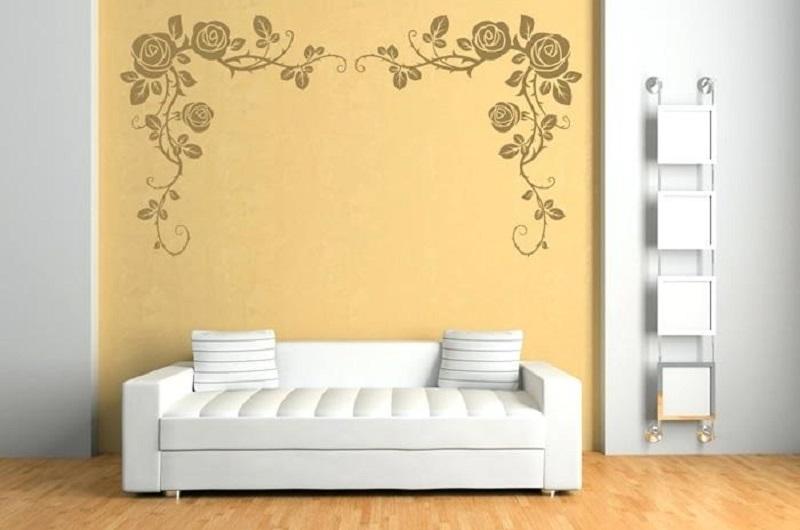 Kićo soboslikarski obrt, Rovinj, dekorativne tapete i naljepnice za zid