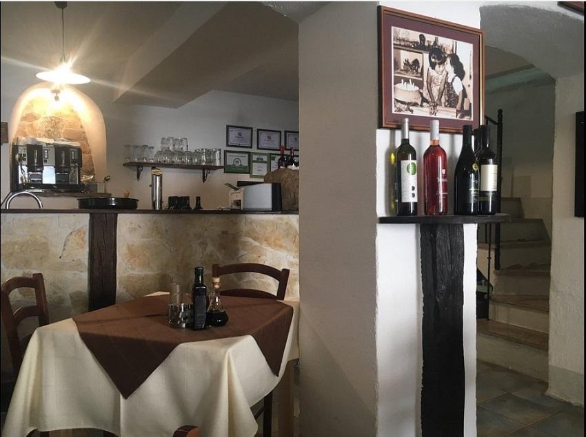 Konoba Mondo, Motovun, najbolji restorani u Istri