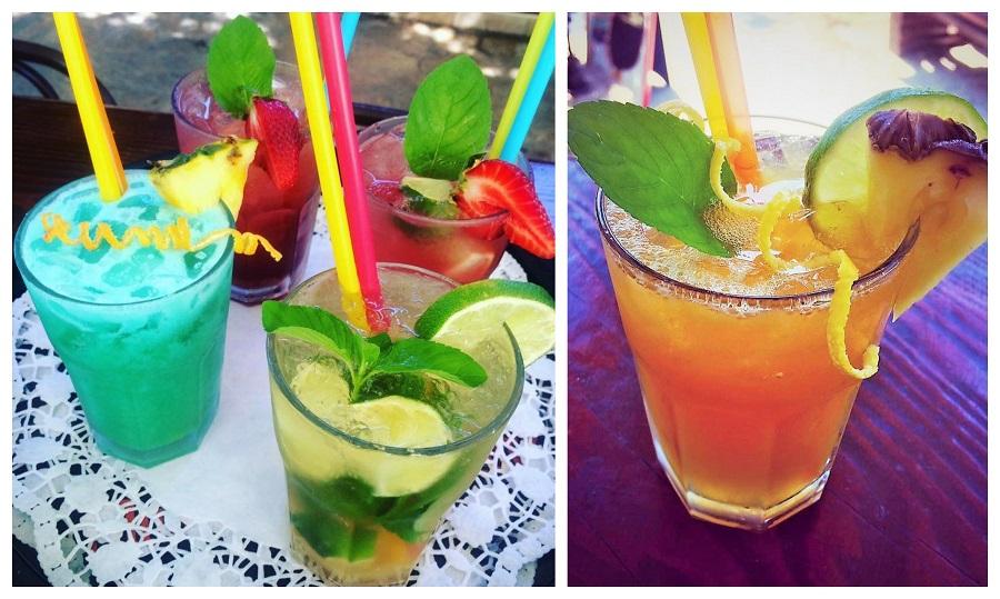 Orlandin, Vrsar, beach bar, fast food