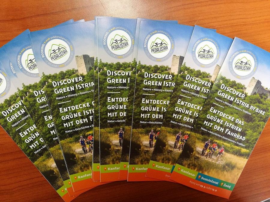 Otkrijte zelenu Istru biciklom