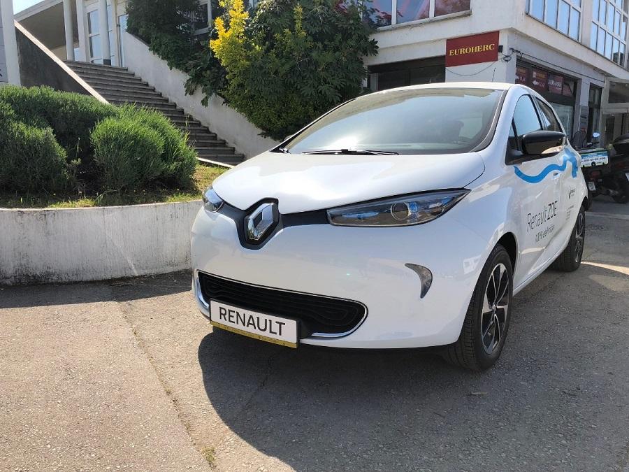 Auto centar Poreč, Renault Zoe
