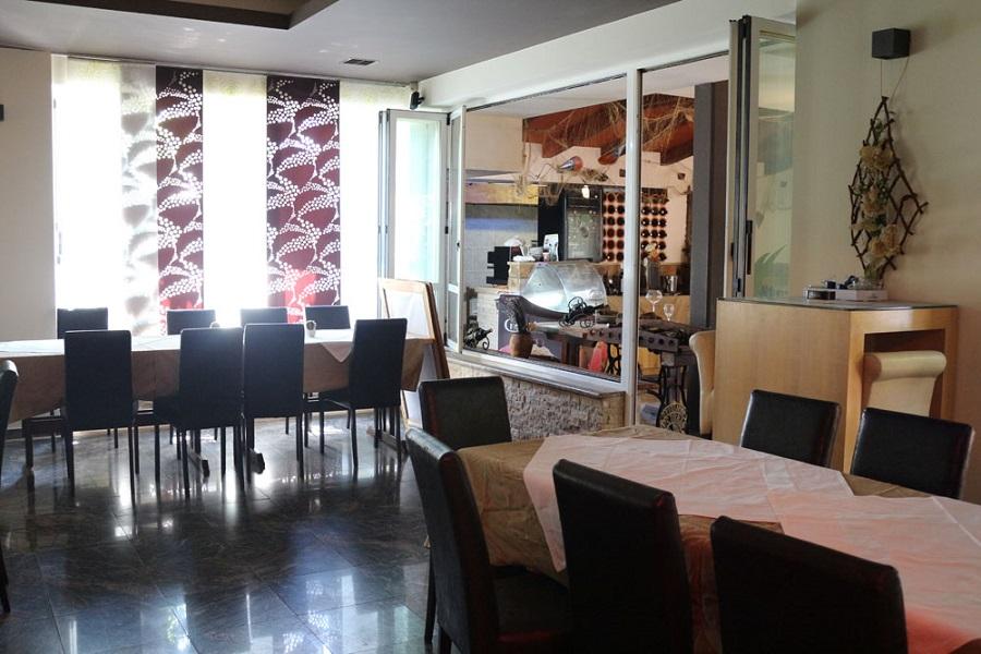 Restoran Kiwi, Tar, kandirano cvijeće, istarska kuhinja