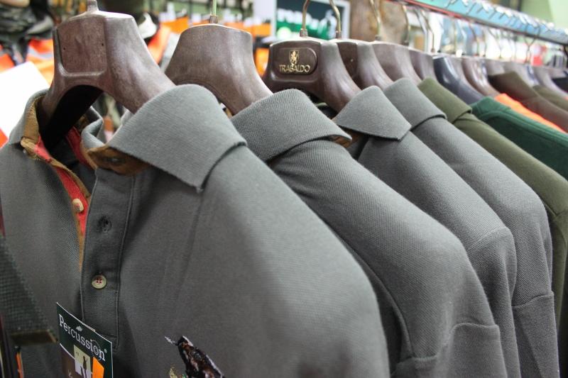 Ritoša trgovine, Poreč, sve za lov, lovačka odjeća