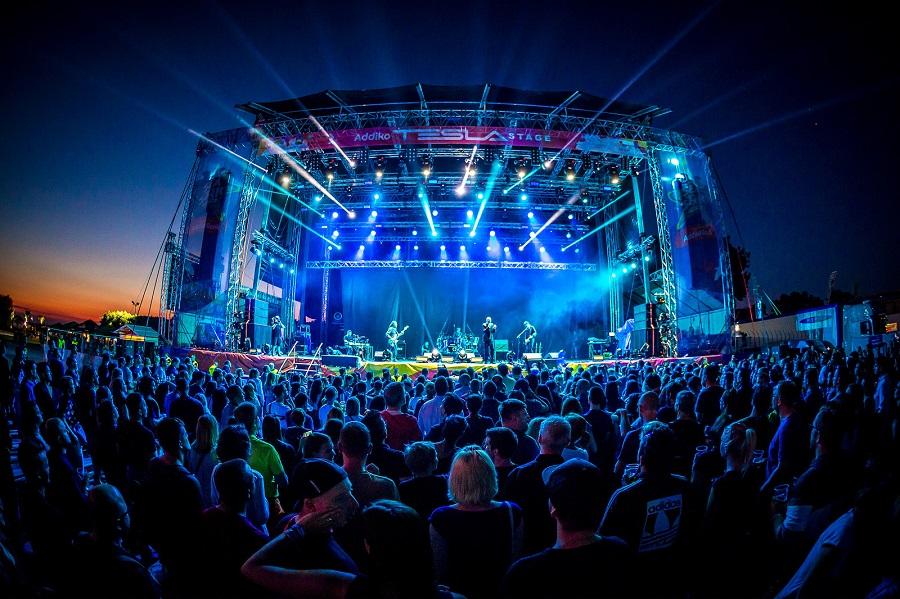 Sea Star festival, Umag