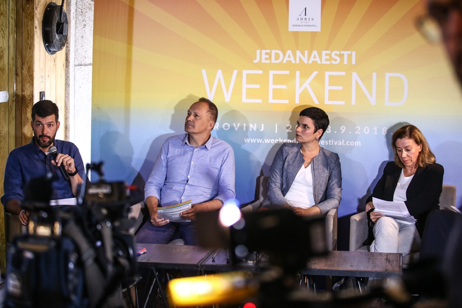 Weekend Media Festival 2018, Rovinj