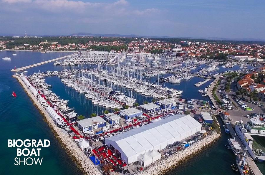Biograd Boat Show, HGK Dani nautike