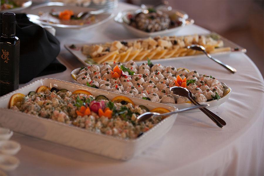 Catering Novigrad, Istra