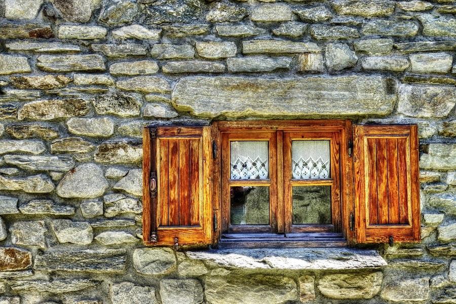 Novi grad, Pazin, adaptacija kamene kuće