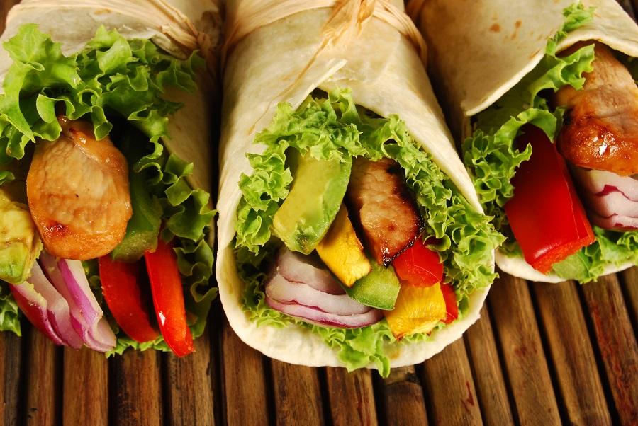 Meksički restoran El Pulari Parasol, Pula, tortilla